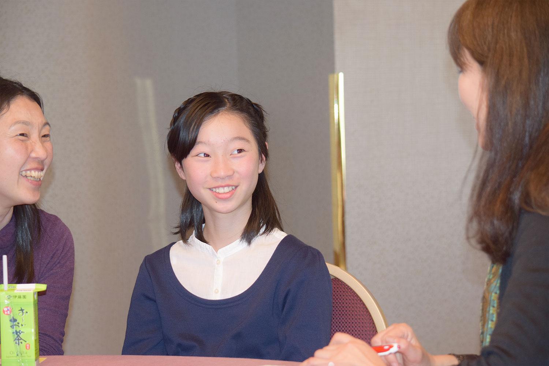 大会賞 受賞者INTERVIEW