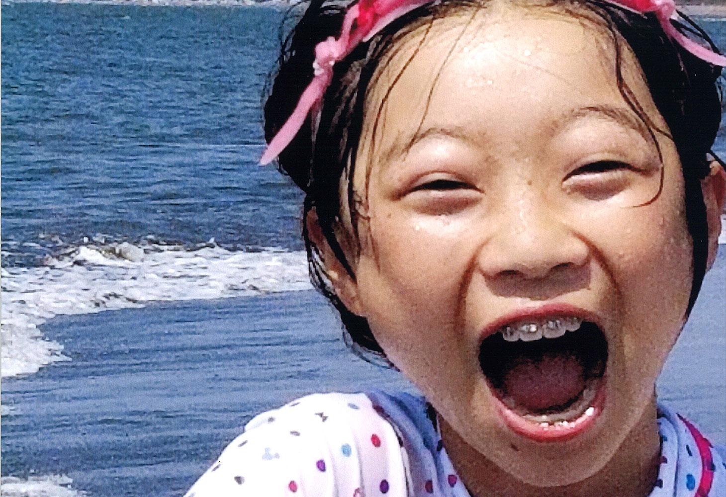 大会賞 「夏休み 笑顔はじける湘南の海」